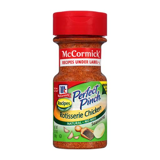 McCormick Perfect Pinch Rotisserie Chicken Seasoning FFQGBOPVHMTMHLD1