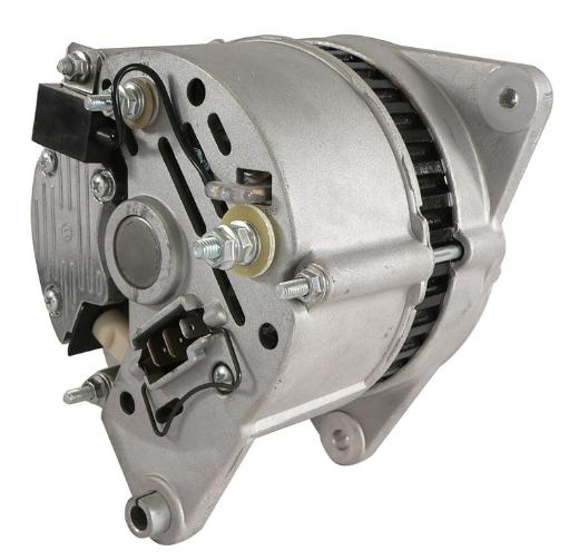 Rareelectrical NEW GENERATOR COMPATIBLE WITH CASE DAVID BROWN 1200 770 780 850 880 990 3-146 3-154 4-186 DIESEL