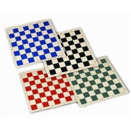 Sunnywood 2341-RD Roll Up Chess Mat 20 Inch - Red