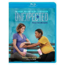 Unexpected (blu ray)                                          nla BRME16136