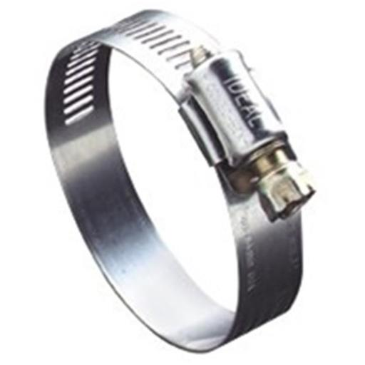 0.75 - 1.75 in. 57 Series Stainless Steel Worm Gear Clamp - Pack of 10