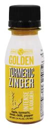 Zingers - Golden Turmeric Zinger Drink Apple, Turmeric, Pepper & Chilli