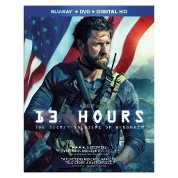 13 hours-secret soldiers of benghazi (blu ray/dvd combo w/digital hd) BR59177180