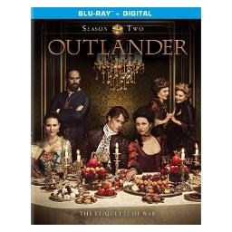 Outlander-season 2 (blu ray w/uv) BR47632