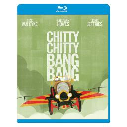 Chitty chitty bang bang (blu-ray/ws/re-pkgd) BRM131584