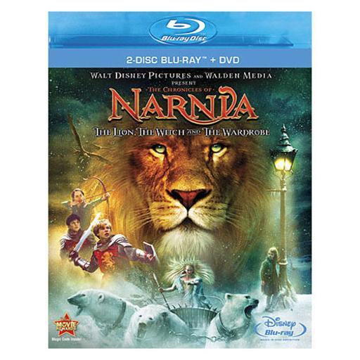 Chronicles of narnia lion-combo pk (blu-ray/dvd/3 discs) SMNVO29ET4C52NAO