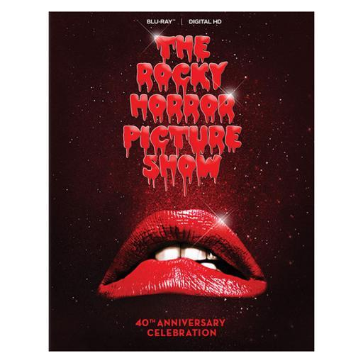 Rocky horror picture show-40th anniversary (blu-ray/digital hd) NV03L1LKHWDBLFBV