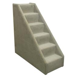 Essential Pet Products MINI6BE Mini 6 Step Pet Stairs - Beige