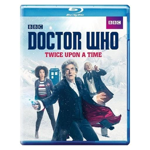 Dr who special-twice upon a time (blu-ray) QD7UYX4R6NEIRD24