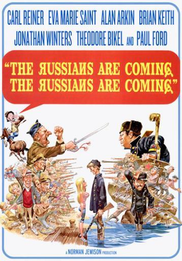 Russians are coming the russians are coming (dvd/1966) GGXUQZSMFGEYHYE8