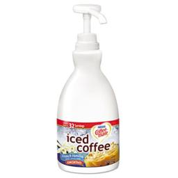 NES11062 Iced Coffee, French Vanilla, 1.5L Pump Bottle