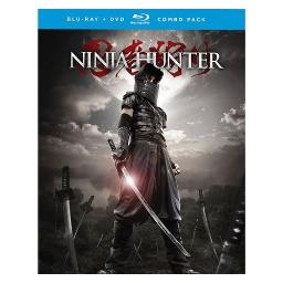 Ninja hunter-movie (blu-ray/dvd combo/japanese language/sub only/2 disc) BRFN01451