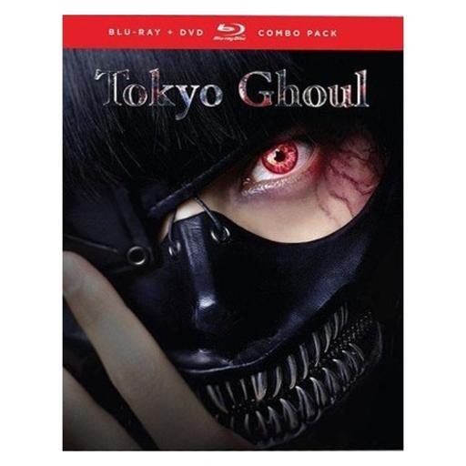 Tokyo ghoul-movie (blu-ray/dvd combo/fun digital & uv/2 disc) 4AZQFQKAEJY82X1T
