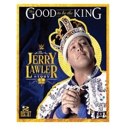 Wwe-its good to be the king-jerry lawler story (blu-ray/2 disc) BR542919