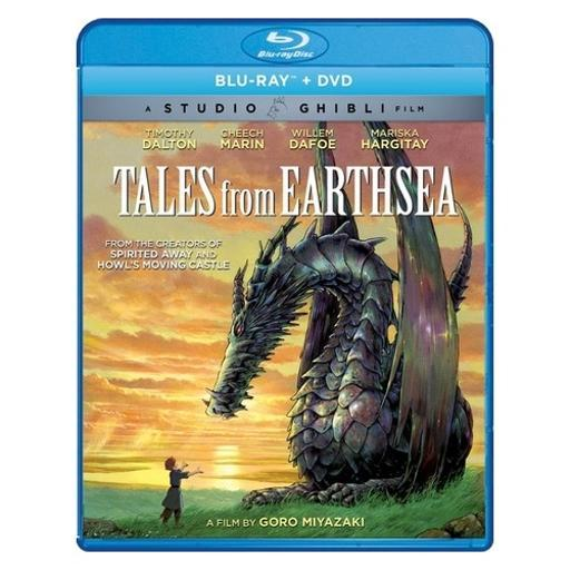 Tales from earthsea (blu ray/dvd combo) (2discs) XEDC3WDR2CB7V7UW