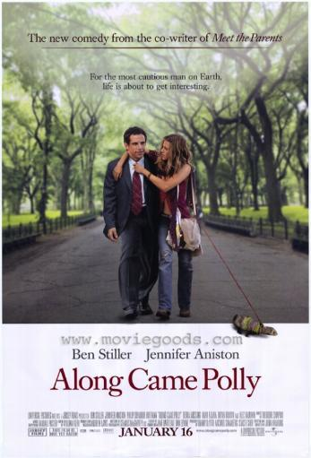 Along Came Polly Movie Poster Print (27 x 40) 697689