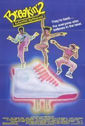 Breakin' 2: Electric Boogaloo Movie Poster Print (27 x 40) MOVGF7435