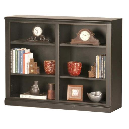 Eagle Furniture 72836NGSS 36 in. Coastal Tall Double Wide Coastal Bookcase, Summer Sage