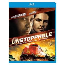 UNSTOPPABLE (BLU-RAY/WS/RE-PKGD) 24543038931