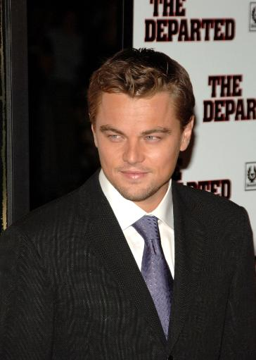 Leonardo Dicaprio At Arrivals For The Departed Premiere, Ziegfeld Theatre, New York, Ny, September 26, 2006. Photo By William D. BirdEverett.