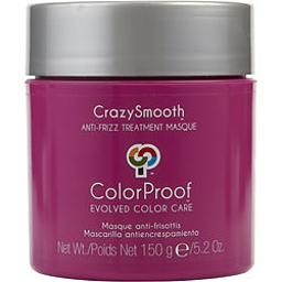 Colorproof by Colorproof CRAZYSMOOTH ANTI-FRIZZ TREATMENT MASQUE 5.2 OZ For UNISEX