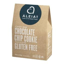 Aleias Gluten Free Cookies Chocolate Chip - 9 Ounce