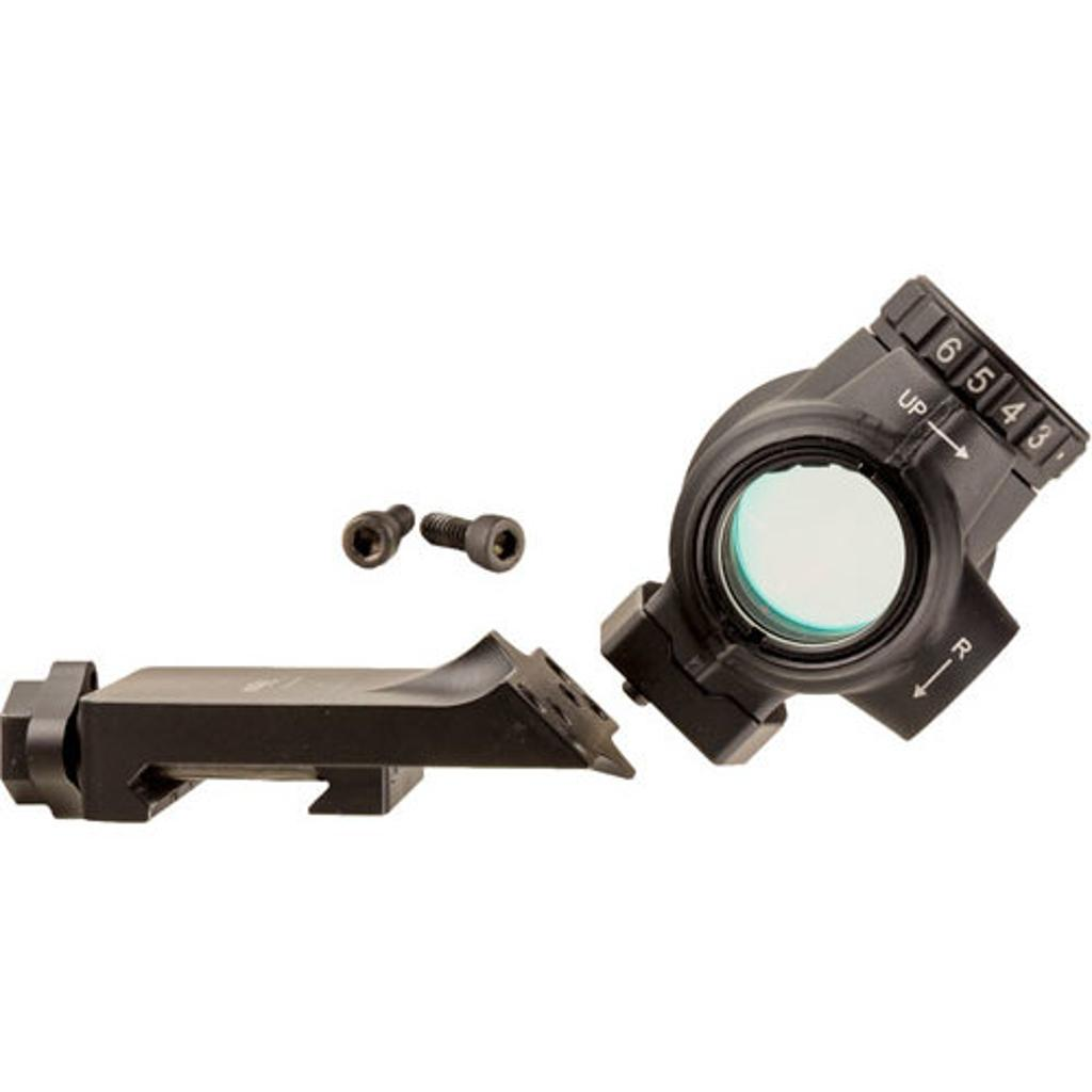 Trijicon ac32081 trijicon mro quick release 45 degree offset picatinny