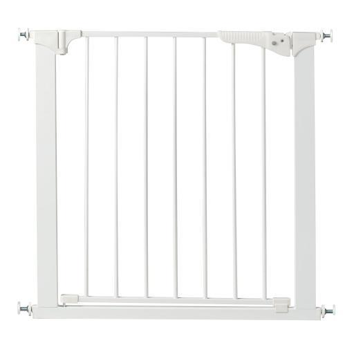 Kidco Pg5100 White Kidco Command Pressure Pet Gate White 29 - 32 X 1.75 X 29.5