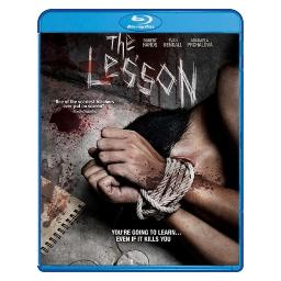 Lesson (blu ray) (ws/1.85:1) BRSF17382