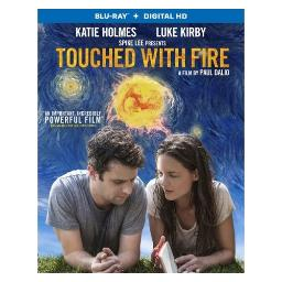 Touched with fire (blu ray w/dig hd) (ws/eng/eng sub/sp sub/eng sdh/5.1dts) BR48730