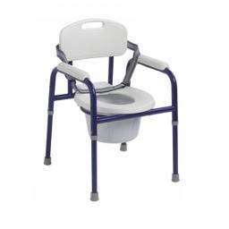 Drive Medical pc 1000 r Pinniped Pediatric Commode - Red
