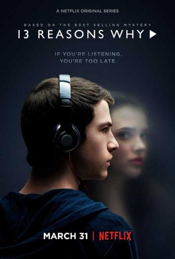 Thirteen Reasons Why (TV) Movie Poster (11 x 17)