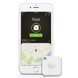 Tile Mate - Key Finder Phone Finder Anything Finder - 4 Pack