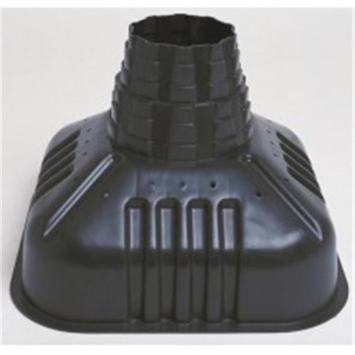 952473 28 in. Form Concrete Foot Plastic