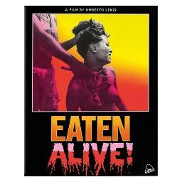 Eaten alive (blu ray w/cd) (limited edition/ws/1.66:1/eng/ital/sp/eng sub/i BRSEV92223