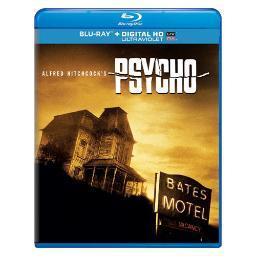 Psycho (1960) (blu ray w/digital hd/ultraviolet) BR61131987
