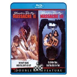 Slumber party massacre ii & slumber party massacre iii (blu ray/2discs/ws) BRSF17257