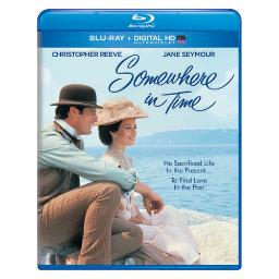 Somewhere in time (blu ray w/digital hd w/ultraviolet) BR61115350