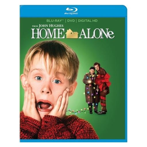 Home alone (blu-ray/dvd/digital hd/2 disc/re-pkgd) QYRV9R60WEBTU6XQ