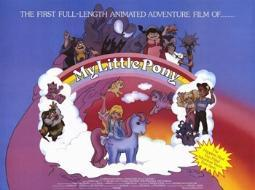 My Little Pony Movie Poster (17 x 11) MOV219944