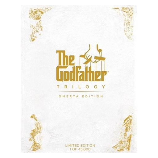 Godfather collection (blu ray) (4discs/eng 5.1 dol) 1491427