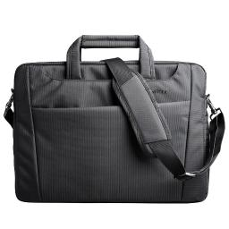 "CoolBELL® 15.6"" Laptop Notebook Handbag Messenger Sleeve Case Bag Shoulder Bag Briefcase Water Resistant Bubble Pad"