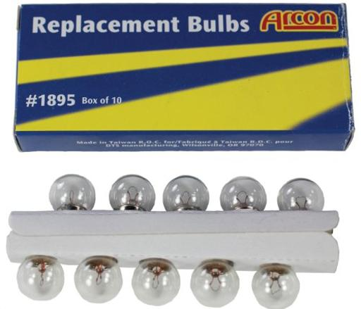 Arcon 16791 Replacement Bulb #1895 (Box Of 10)
