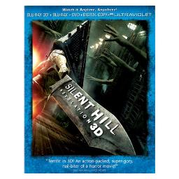 Silent hill-revelation blu ray 3d/blu ray/dvd w/digital copy/ultraviolet) BR61123978