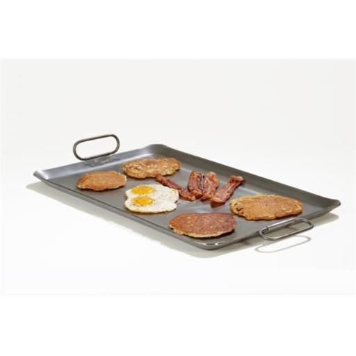 Rocky Mountain Cookware RM1423-8 2-Burner Commercial/Outfitter Griddle