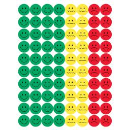 Hygloss products inc behavior stickers pack of 320 41825