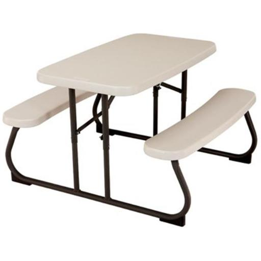 80094 32.5 x 19 in. Kids Picnic Table