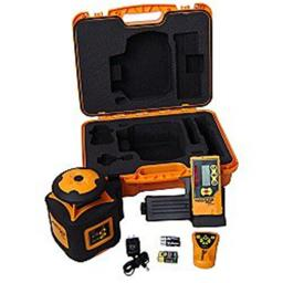 acculine-pro-40-6535-automatic-leveling-horizontal-rotary-laser-level-with-detector-and-remote-t73wlactbzewknqh