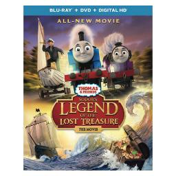 Thomas & friends-sodors legend of the lost treasure (blu ray/dvd w/dig hd) BR58168730