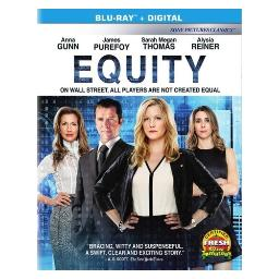 Equity (blu ray w/ultraviolet) BR48076